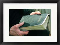 Framed Bible