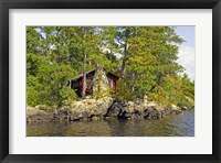 Framed Cabin
