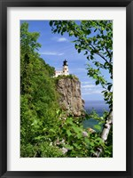 Framed Split Rock Lighthouse