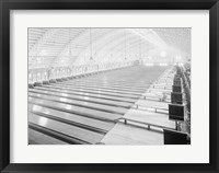 Framed Convention Hall, Bowling Alley