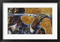 Framed Flute