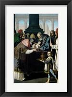 Framed Circumcision, 1638-1639