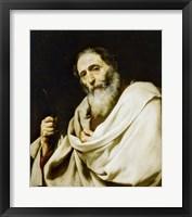 Framed Saint Bartholomew