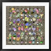 Candies From Strangers Framed Print