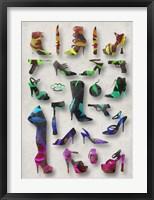Female Trouble Framed Print