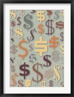 Framed Love Your Money