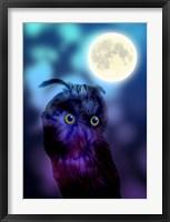 Framed Nightshift