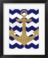 Framed Chevron Anchor