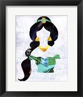 Framed Jasmine