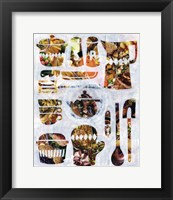 Framed Kitchen Collection