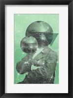 Framed Green Universe