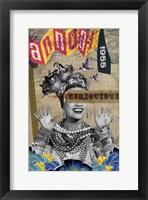 Framed Carmen