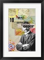 Framed Gandhi