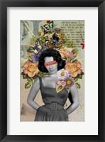 Framed Liz Taylor