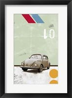 Framed Beetle