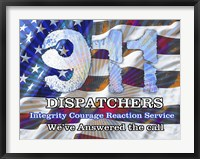 Dispatchers Framed Print