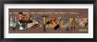 Tools Framed Print