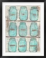 Framed Jars