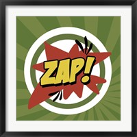 Framed Zap