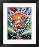 Framed Buddha Dream