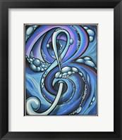 Framed Sense Of Music