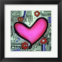 Heart 1 Framed Print