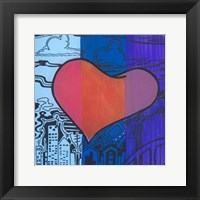 Heart 6 Framed Print