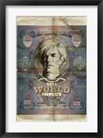 Framed Warhol