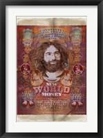 Garcia Framed Print