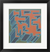 Framed Abstract 8