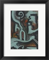 Framed Abstract 13