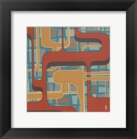 Framed Abstract 15