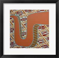 Lines Project 46 Framed Print