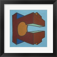 Project Third Dimension 1 Framed Print