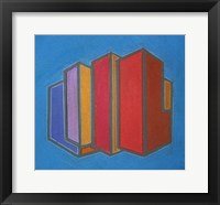 Project Third Dimension 12 Framed Print