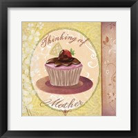 Framed Cupcake Holidays II