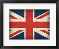 United Kingdom Framed Print