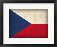 Czech Republic Framed Print