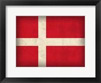 Denmark Framed Print