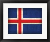 Framed Iceland