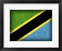 Tanzania Framed Print