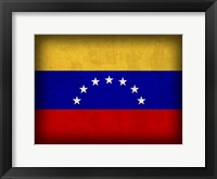 Venezuela Framed Print
