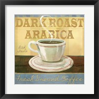 Framed Ground Coffee