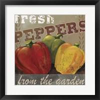 Farm Fresh V Framed Print