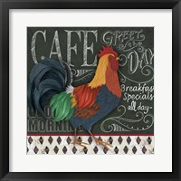 Breakfast Special Framed Print