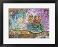 Framed Serenity In A Teacup