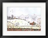Framed Winter's Mantle