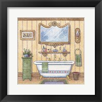 Framed In The Bath I