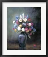 Floral B Framed Print