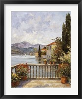 Framed Lake Lugono